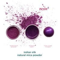 Natural Mica Powder - Indian Silk